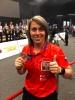Bronzová medaile pro Veroniku Hubrtovou