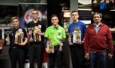 Vítězem mezinárodního juniorského turnaje EEBC je Błażej!