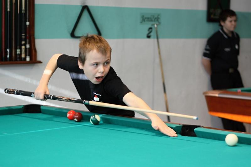 Mistrovství republiky kadetů a juniorů v poolbilliardu 2013