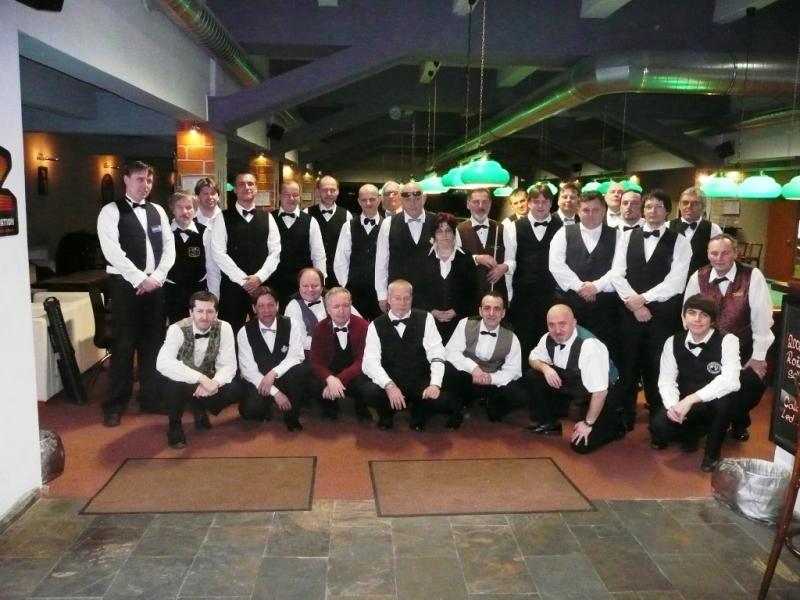 15. mistrovství republiky v poolbilliardu 2013  - senioři