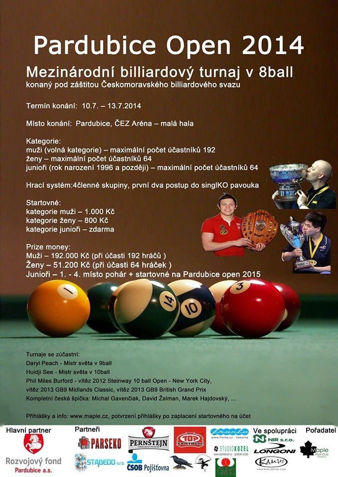 Pardubice Open 2014