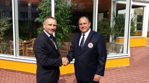 Tomáš Náhlík a Maxime Cassis