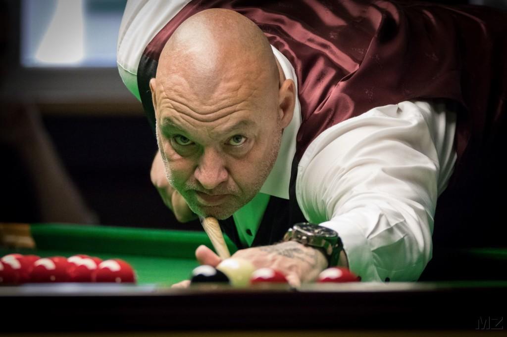 Mistrem Moravy ve snookeru je JM Hustin